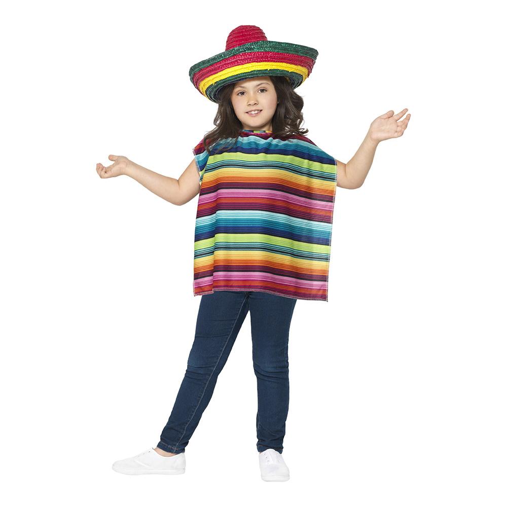 Mexikan Barn Tillbehörskit - One size