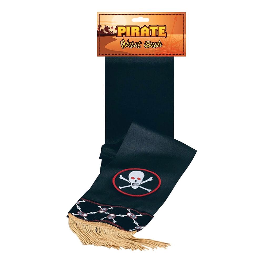 Midjeband Pirat Deluxe