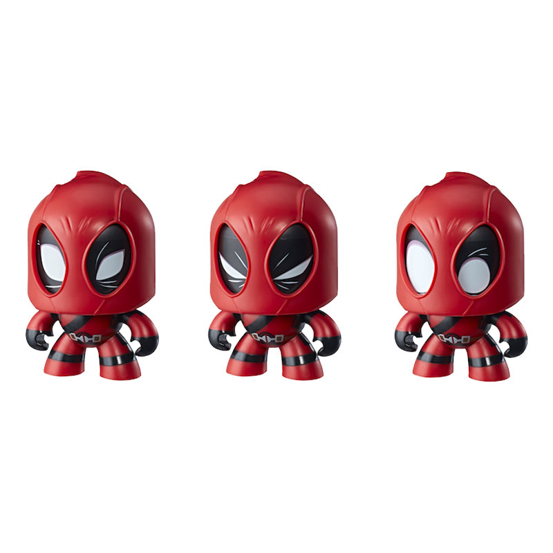 Mighty Muggs Deadpool