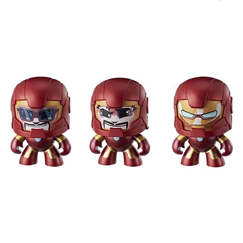 Mighty Muggs Iron Man