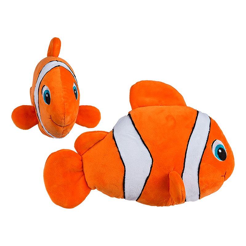 Mjukisdjur Clownfisk