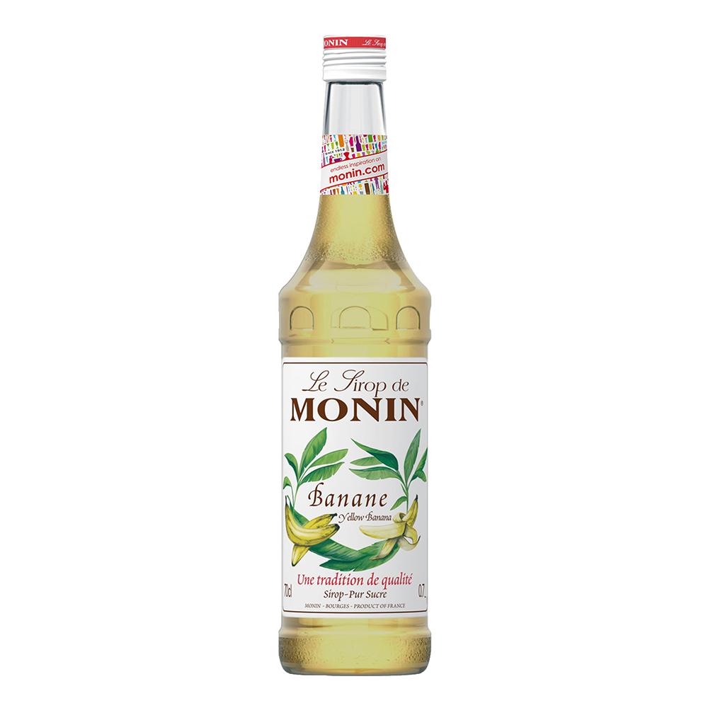 Monin Gul Banan Drinkmix - 70 cl