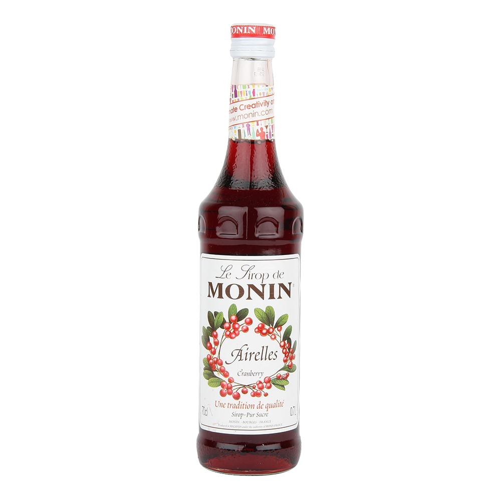 Monin Tranbär Drinkmix - 70 cl