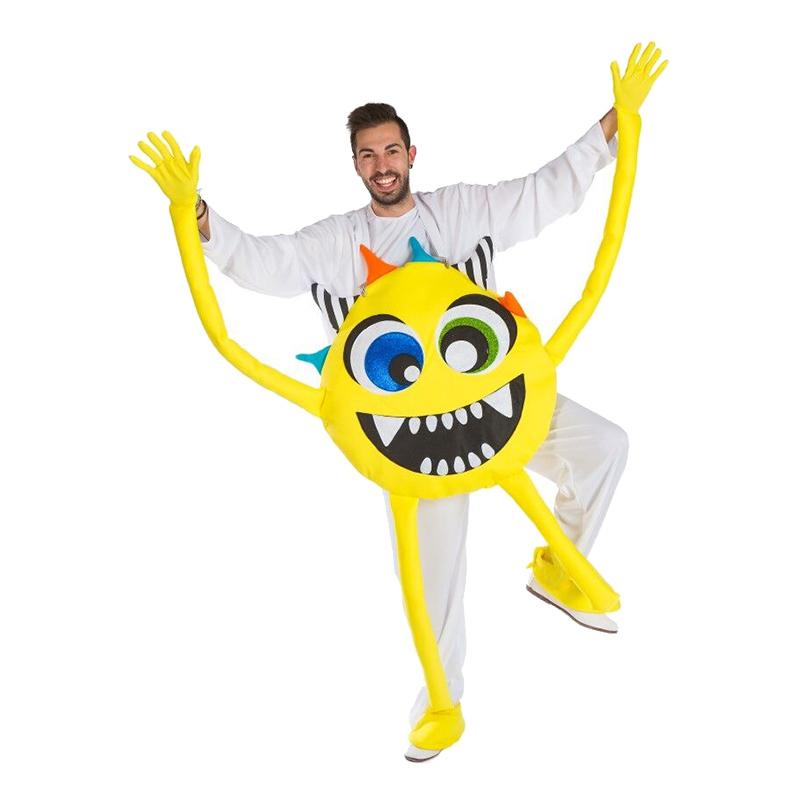 Monster med Långa Armar Maskeraddräkt - One size