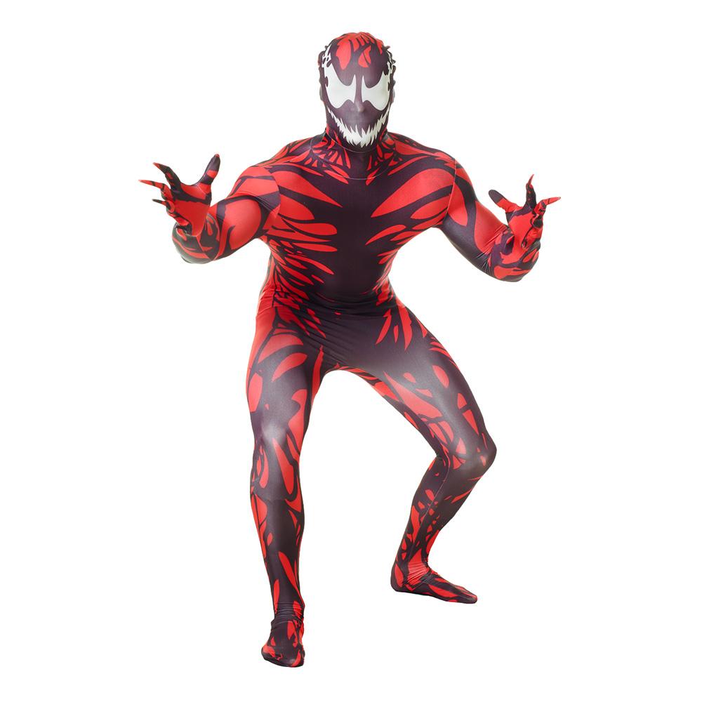 Morphsuit Carnage Maskeraddräkt - Medium
