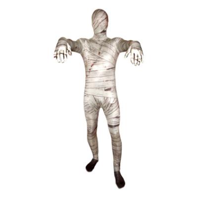 Morphsuit Mumie Maskeraddräkt - Large
