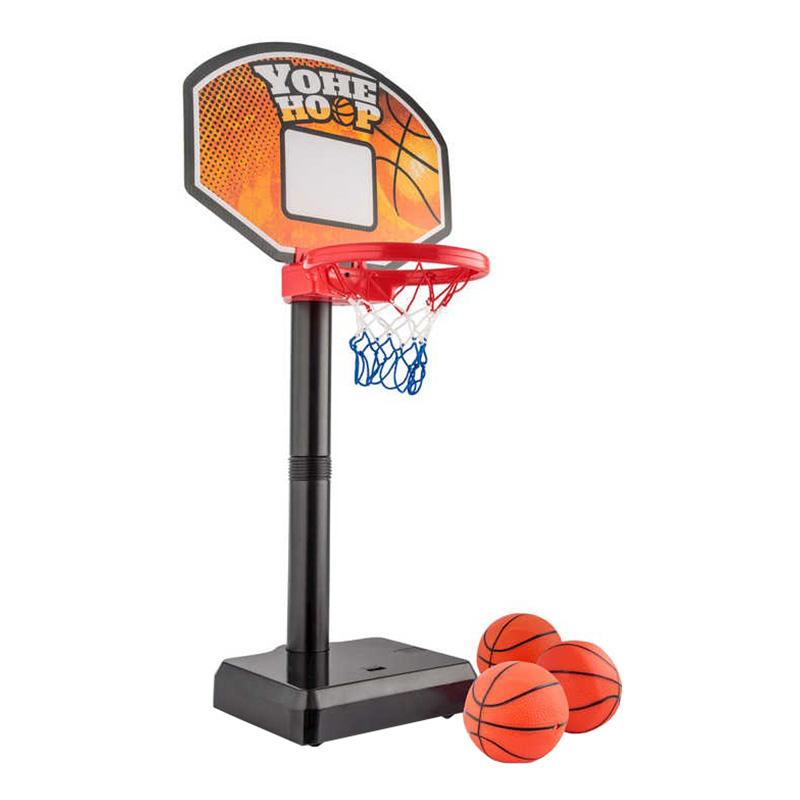Moving Hoop Shoot
