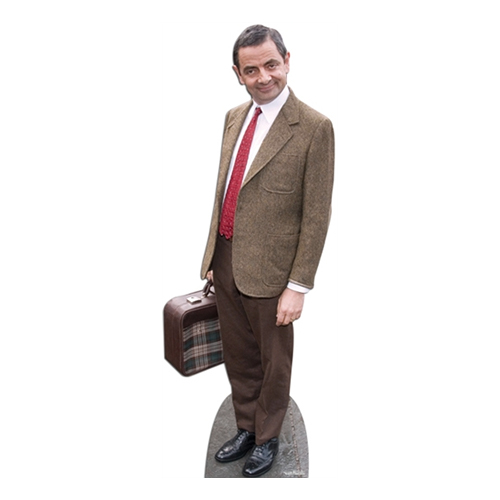 Mr Bean Kartongfigur