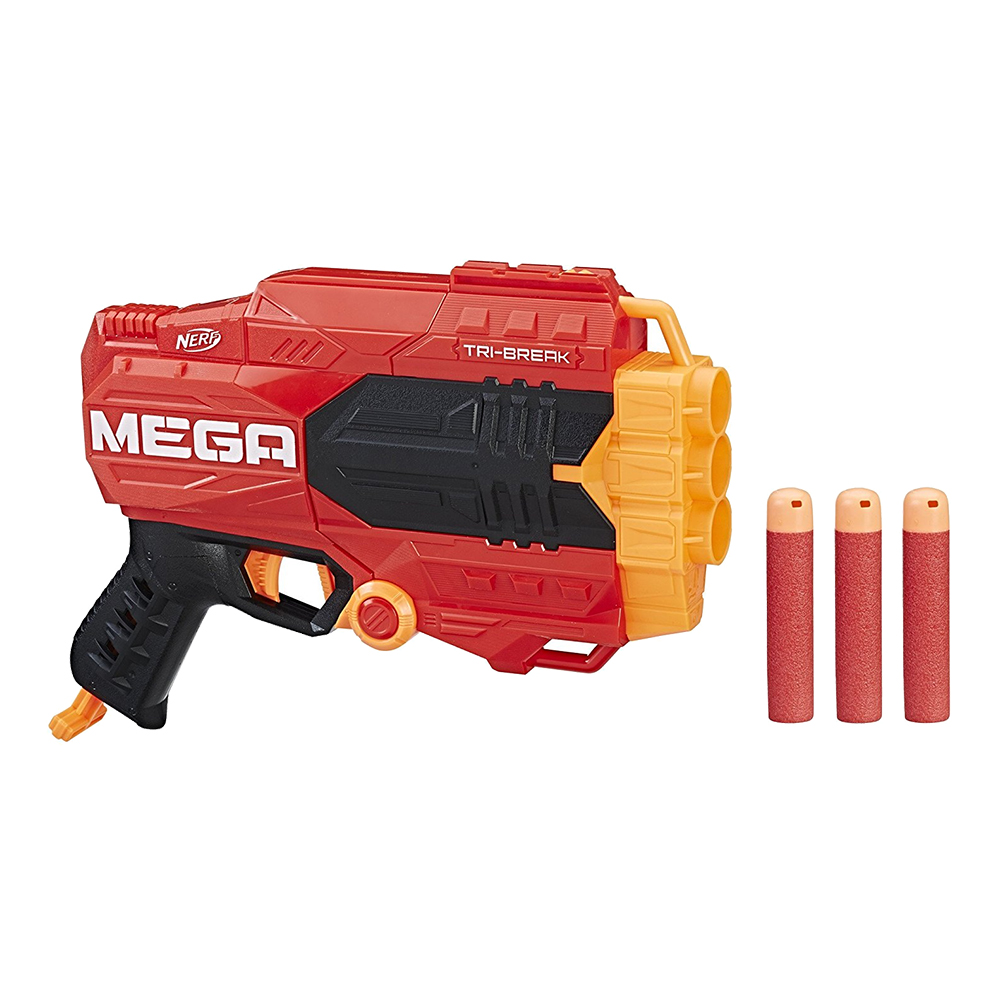 NERF Mega Tri-Break-Blaster