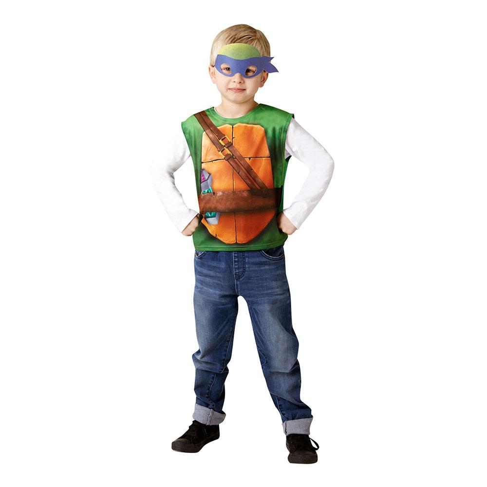Ninja Turtles Leonardo Tillbehörskit - One size