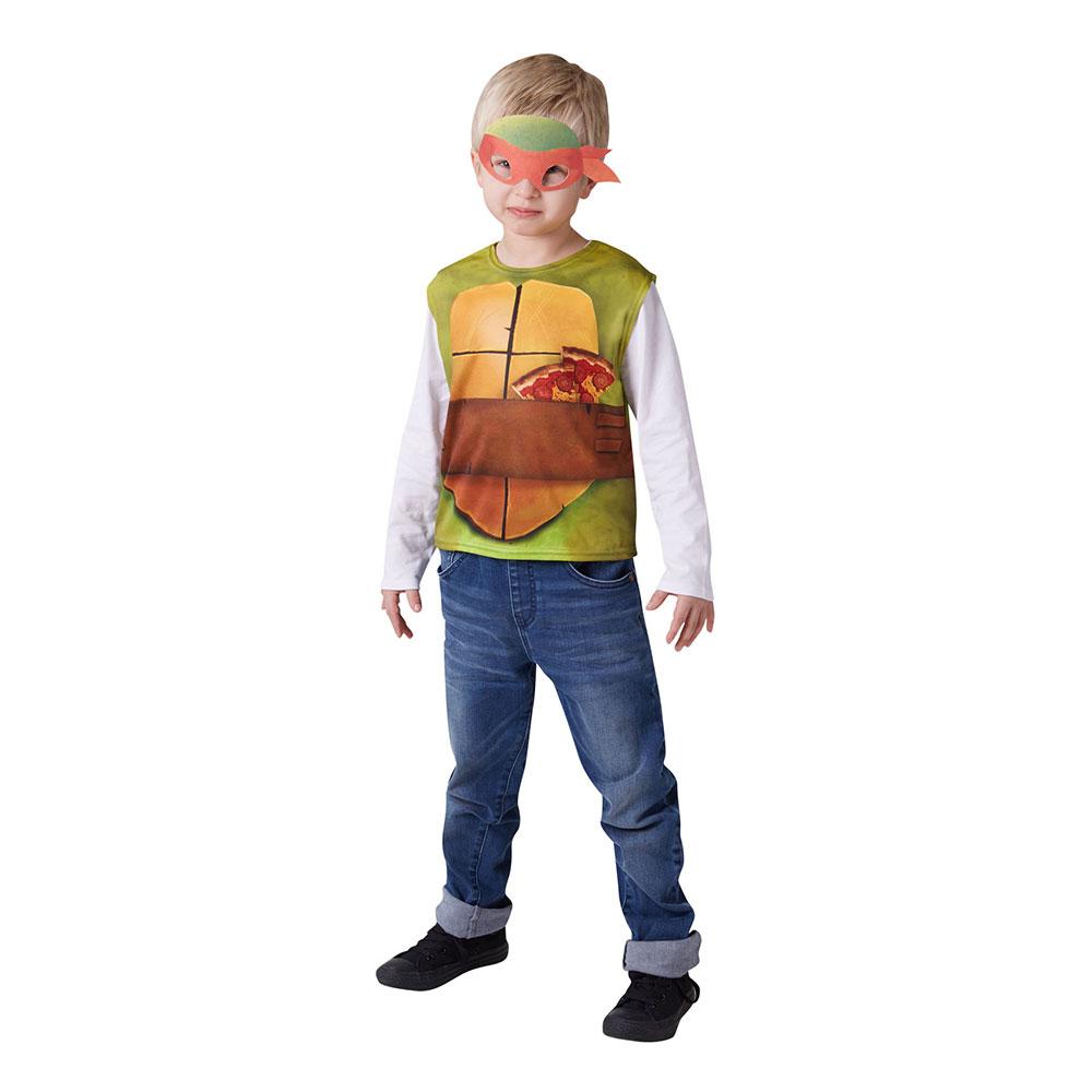 Ninja Turtles Michelangelo Tillbehörskit - One size