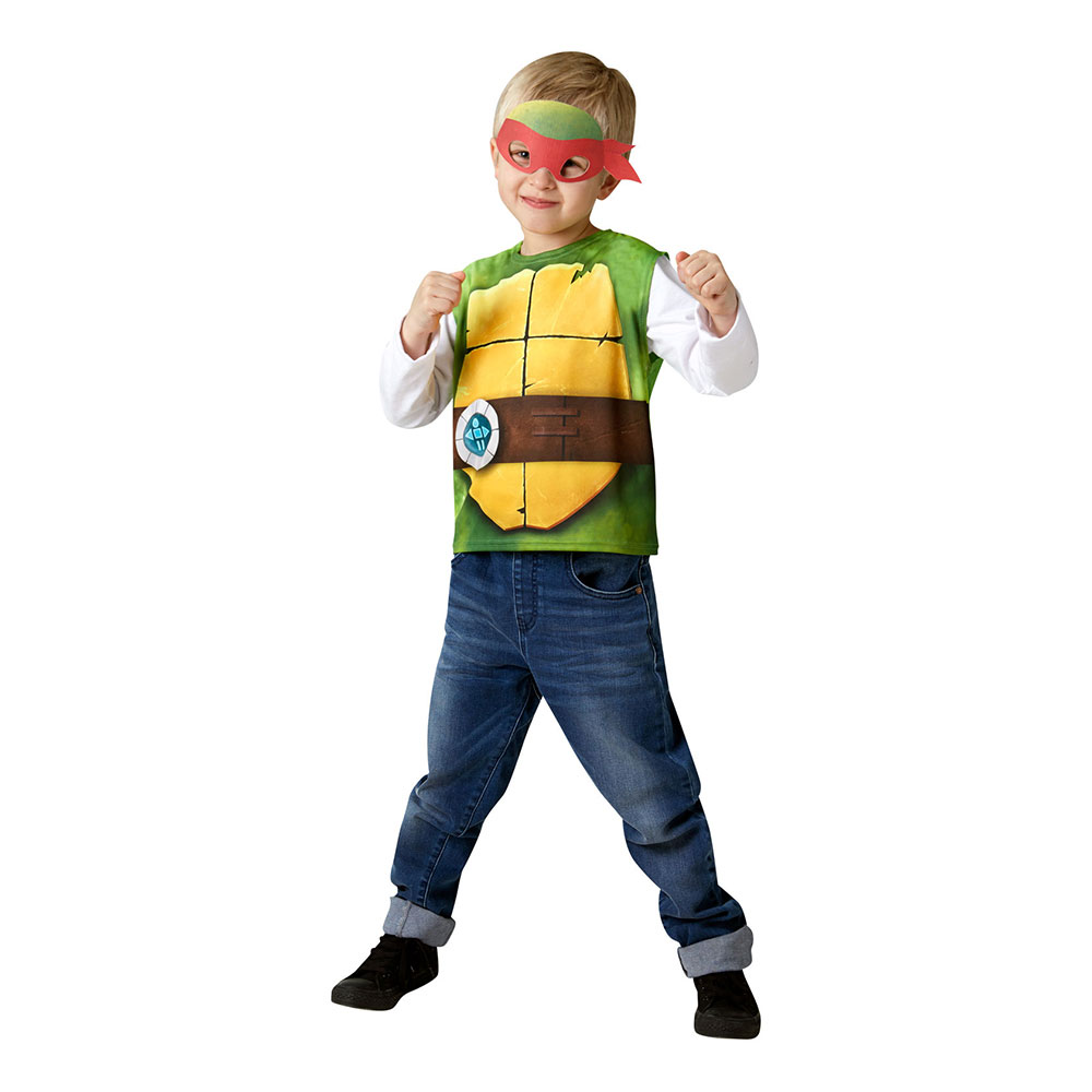Ninja Turtles Raphael Barn Tillbehörskit - One size