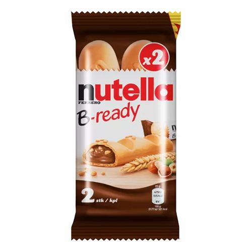 Nutella B-Ready - 2-pack