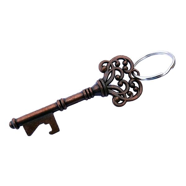 Nyckel Flasköppnare - Koppar