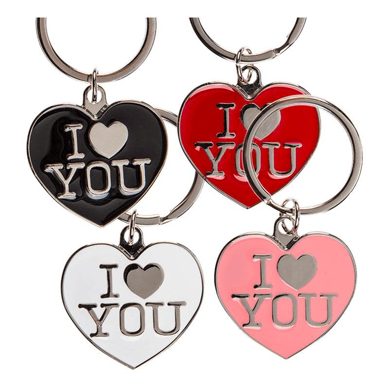 Nyckelring I Love You