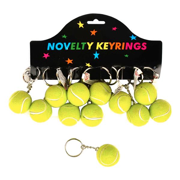 Nyckelring Tennisboll