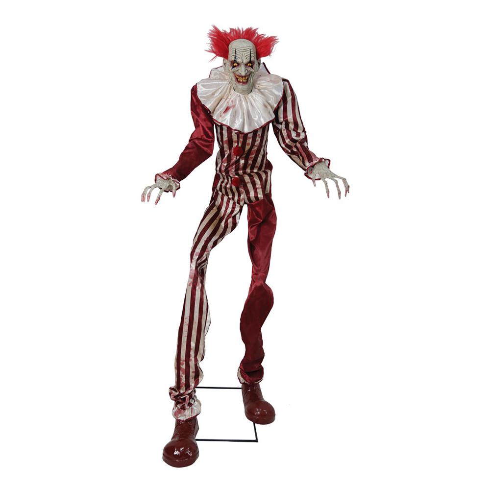 Odödlig Clown Animerad Prop