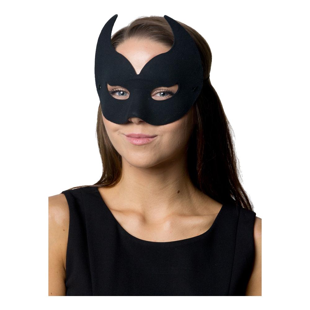 Ögonmask Diavolo Svart - One size
