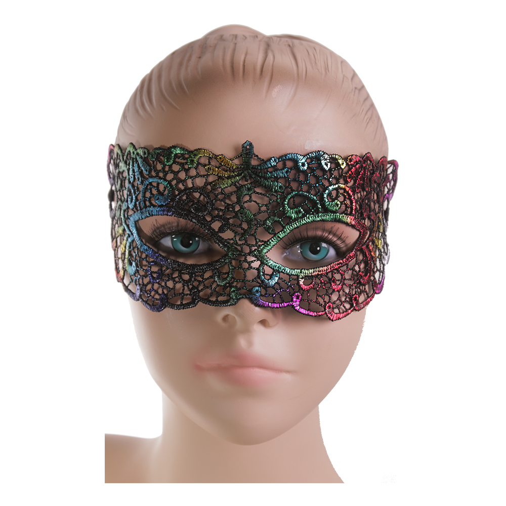 Ögonmask i Textil Pride - One size