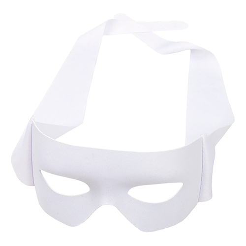 Ögonmask Revenge - Vit