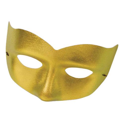 Ögonmask Rialto Guld - One size