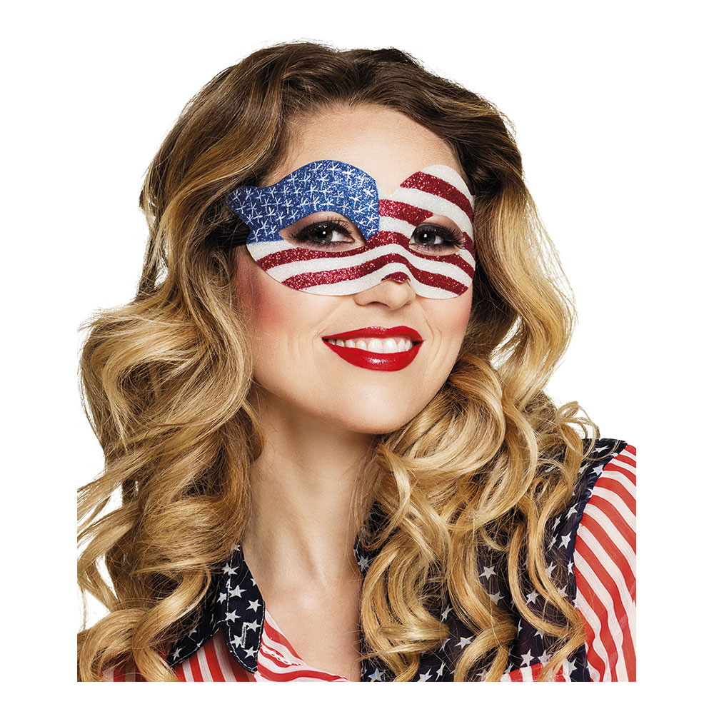 Ögonmask USA - One size