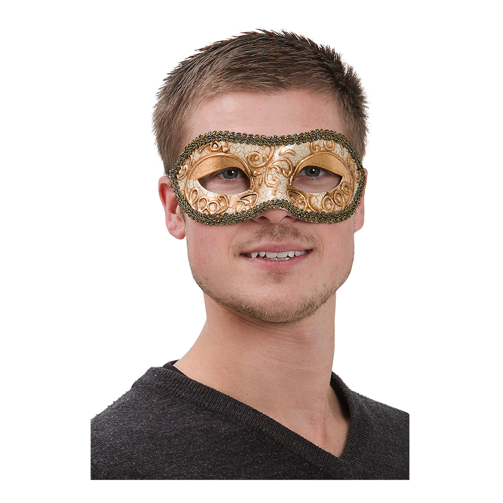 Ögonmask Venetiansk Guld - One size
