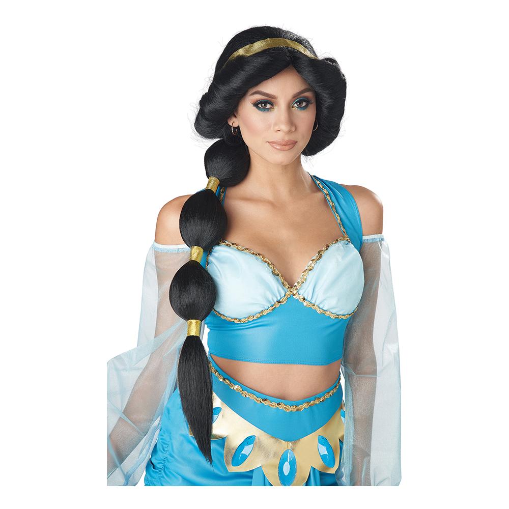 Ökenprinsessa Peruk - One size