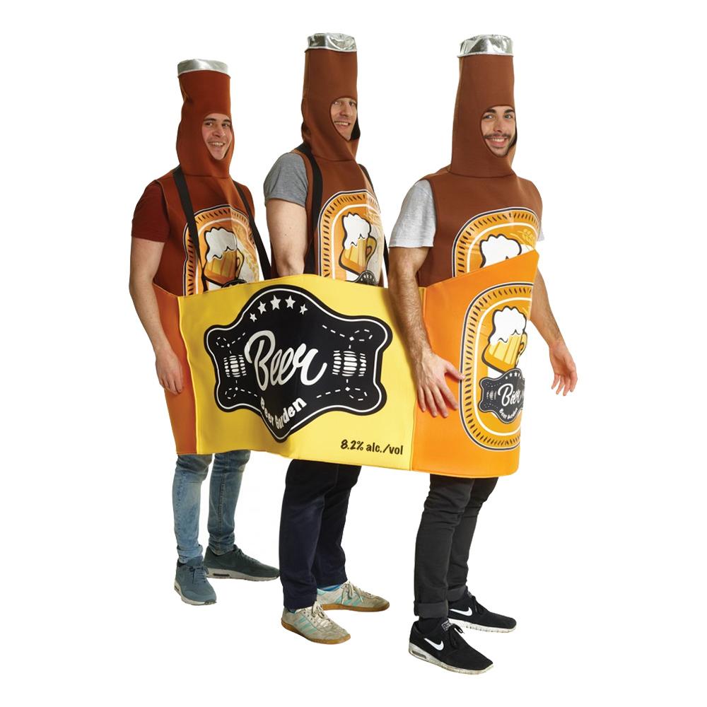 3-pack Öl Maskeraddräkter