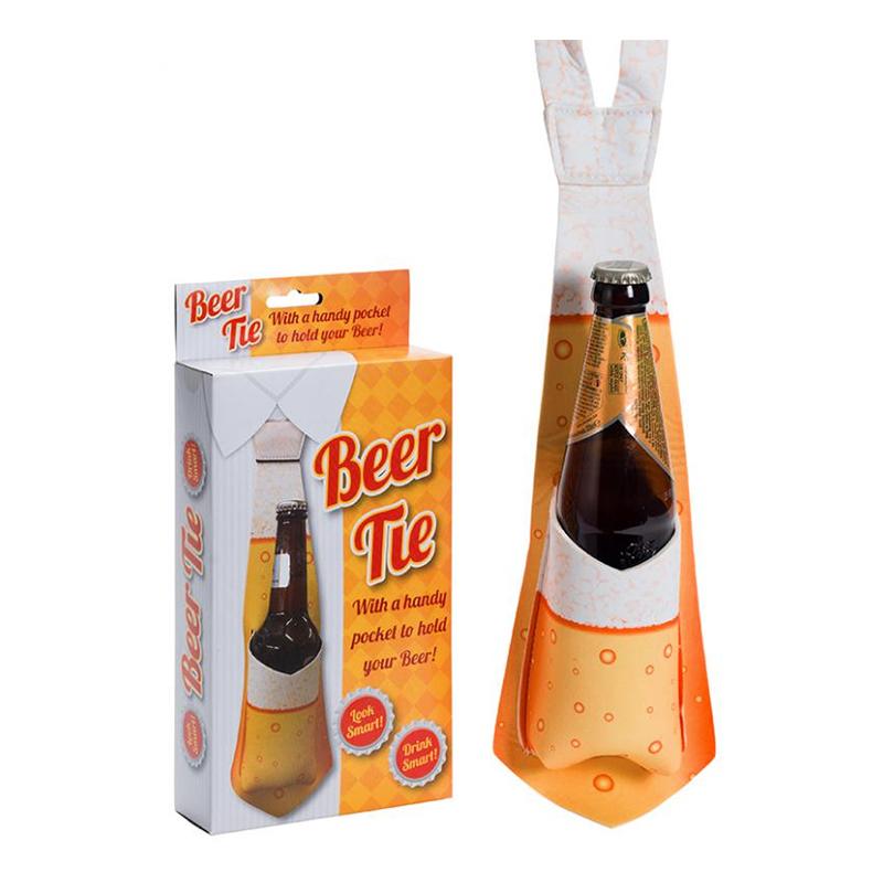 Ölslips med Fack