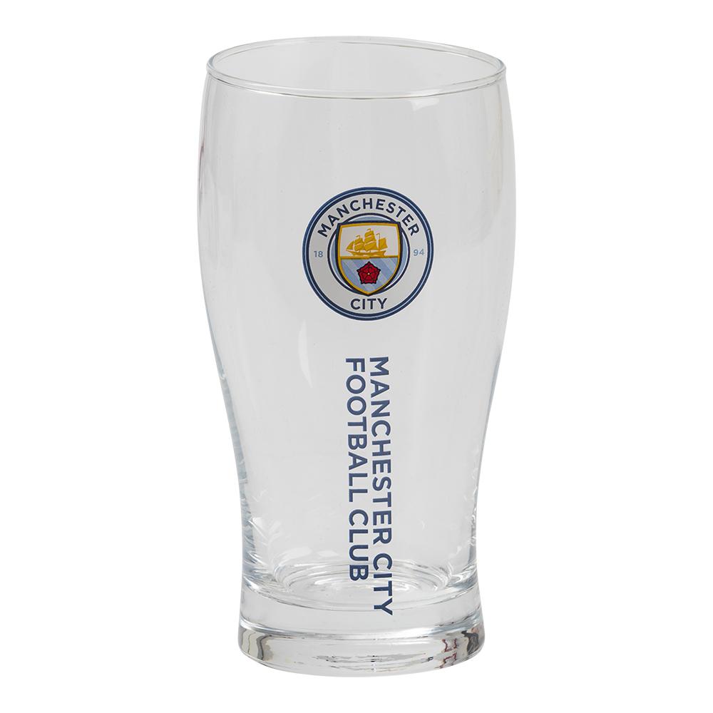 Ölglas Manchester City