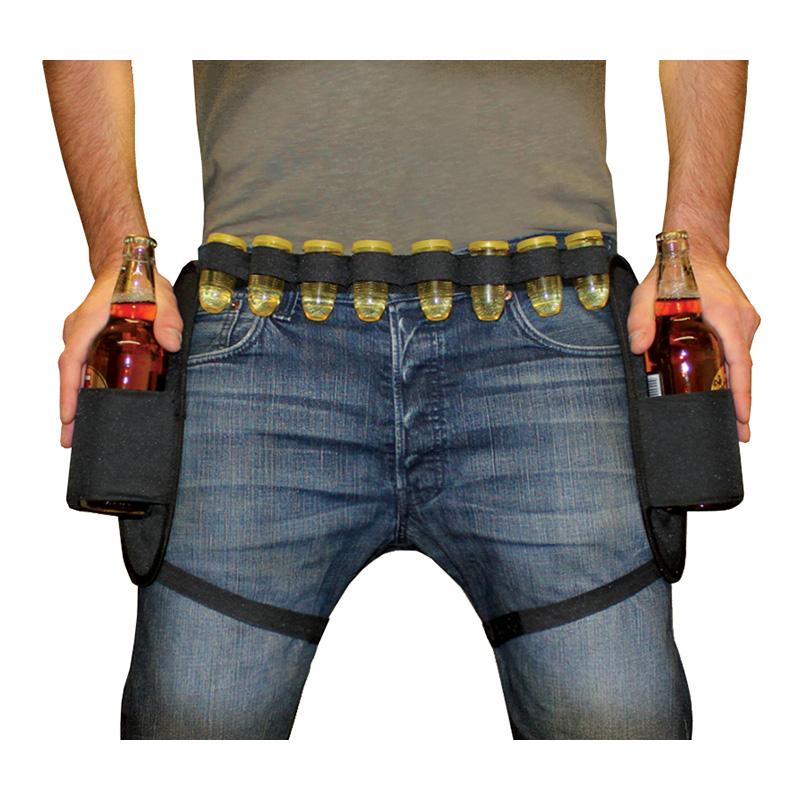 Ölhölster med Shotbälte