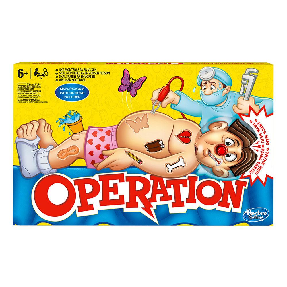 Operation Spel