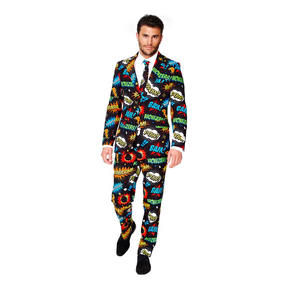 OppoSuits Badaboom Kostym - 46