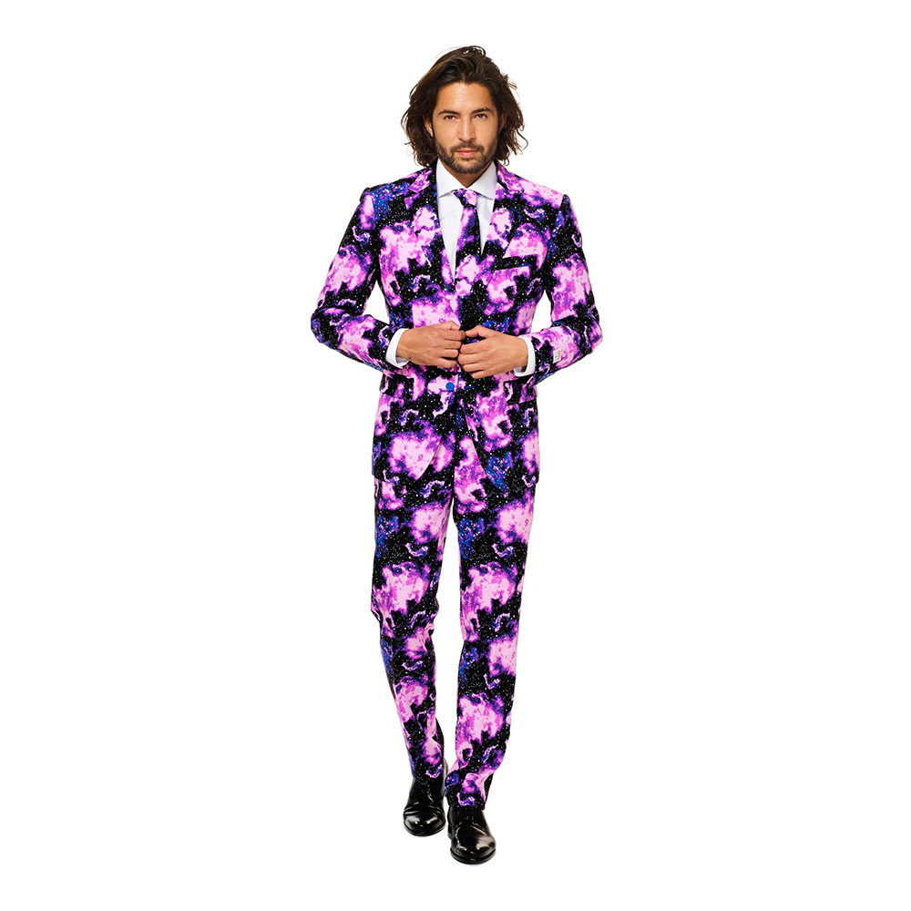 OppoSuits Galaxy Guy Kostym - 48