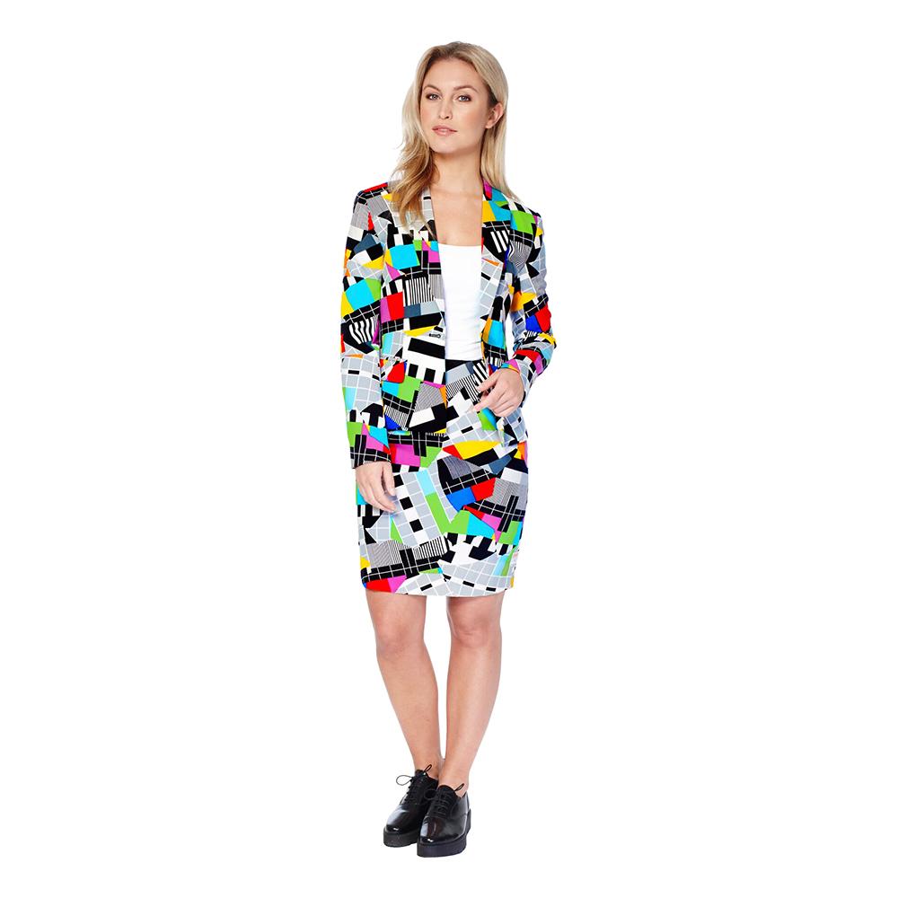 OppoSuits Miss Testival Kostym - 34