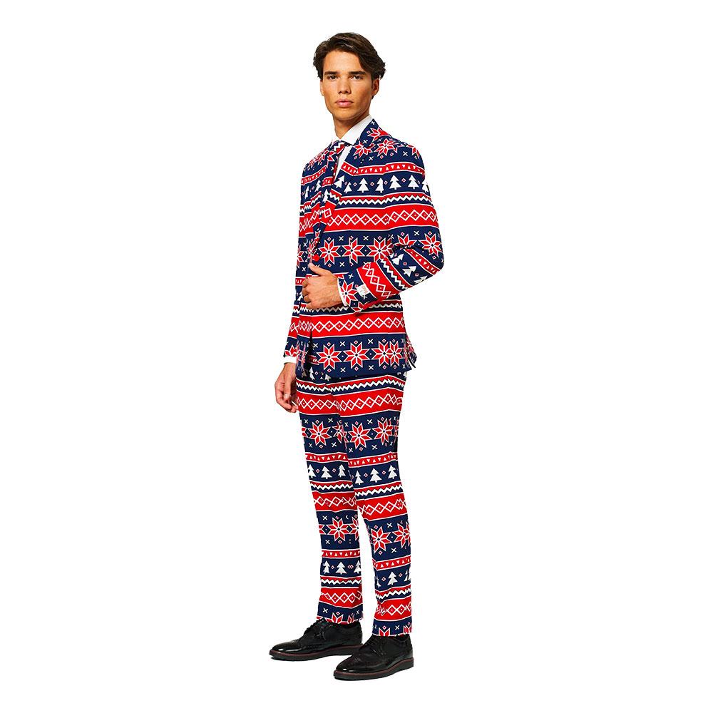 OppoSuits Nordic Noel Kostym - 46