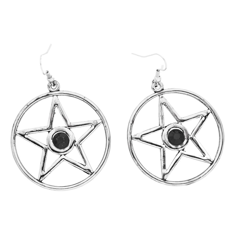 Örhängen Pentagram