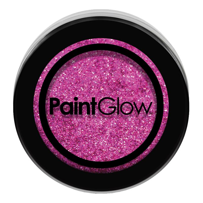 PaintGlow Nagelglitter - Rosa