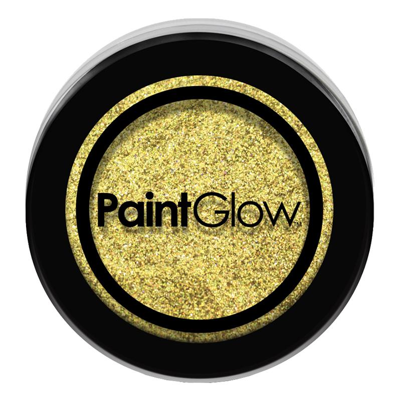 PaintGlow Nagelglitter - Guld