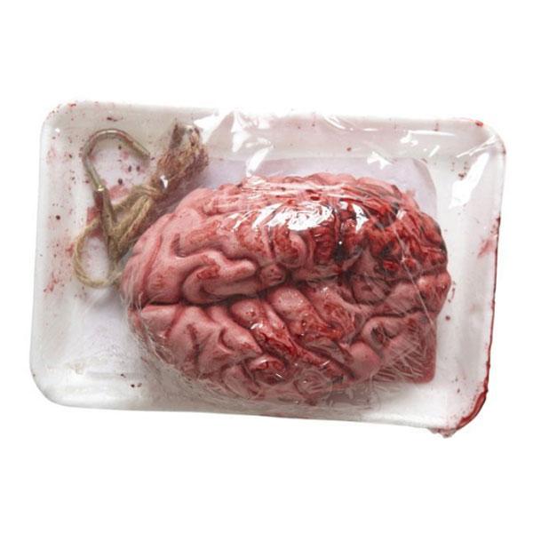 Paketerad Blodig Hjärna