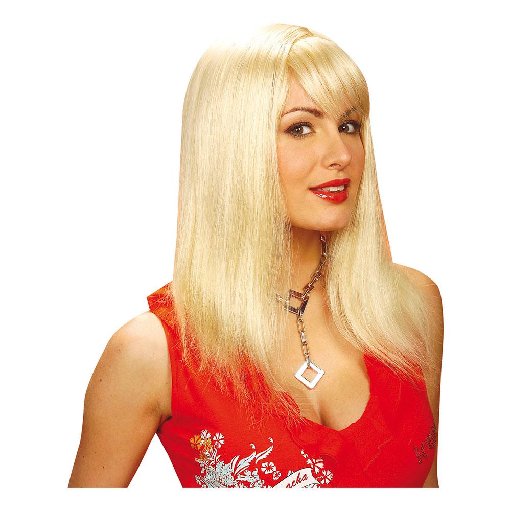 Pamela Blond Peruk - One size