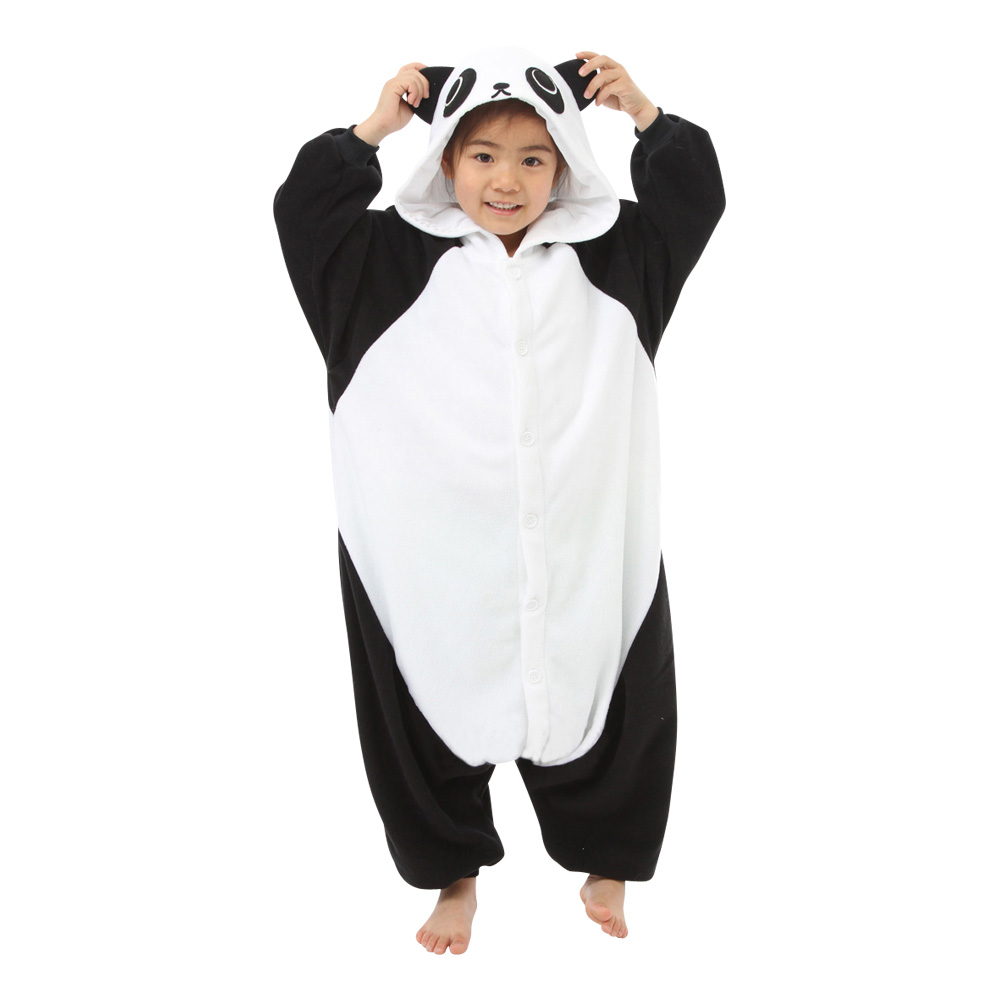 Panda Barn Kigurumi - Medium