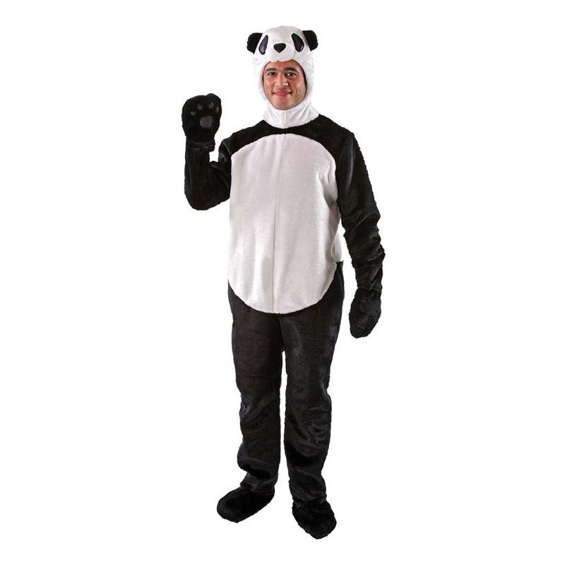Panda Maskeraddräkt - Standard