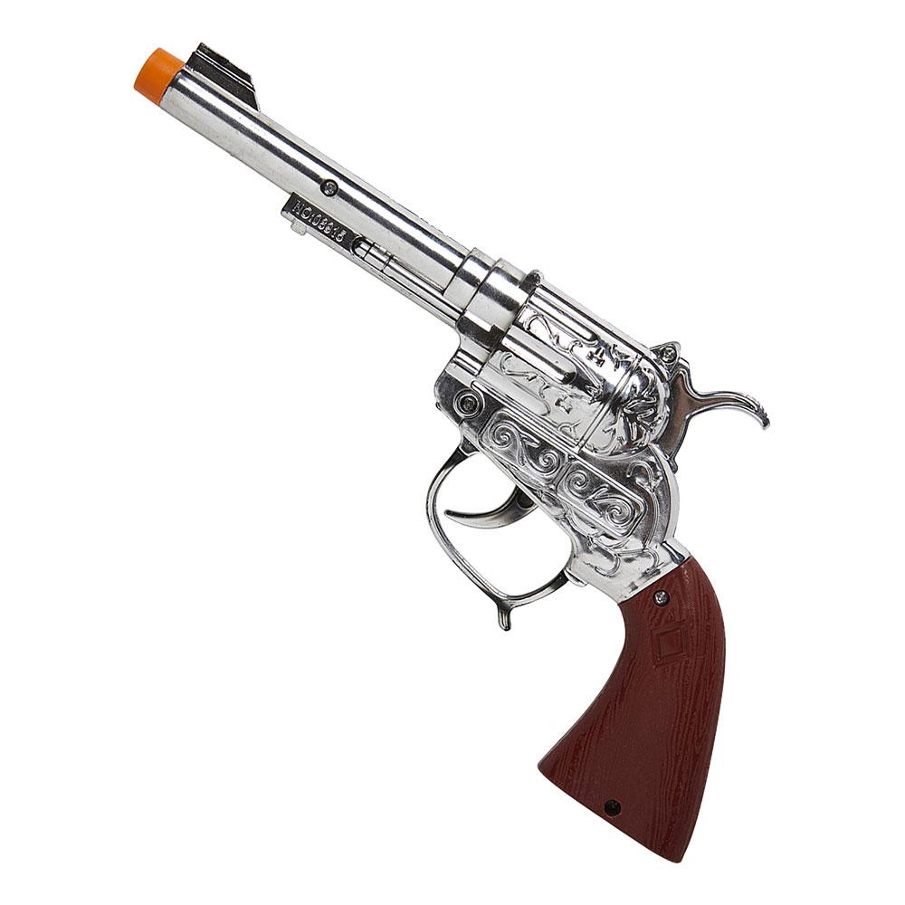 Pangande Cowboypistol med Ljus