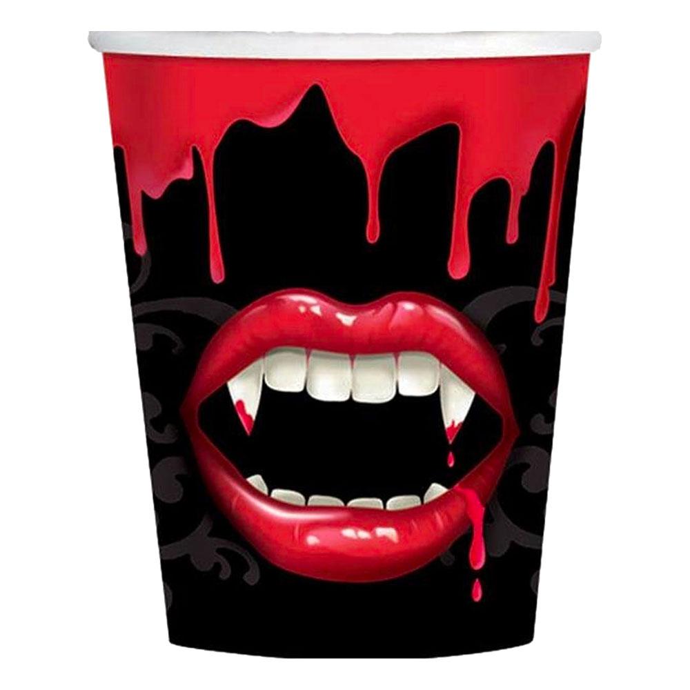 Pappersmuggar Vampyr - 8-pack