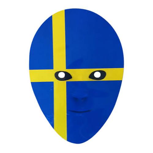 Pappmask Sverige - 1-pack