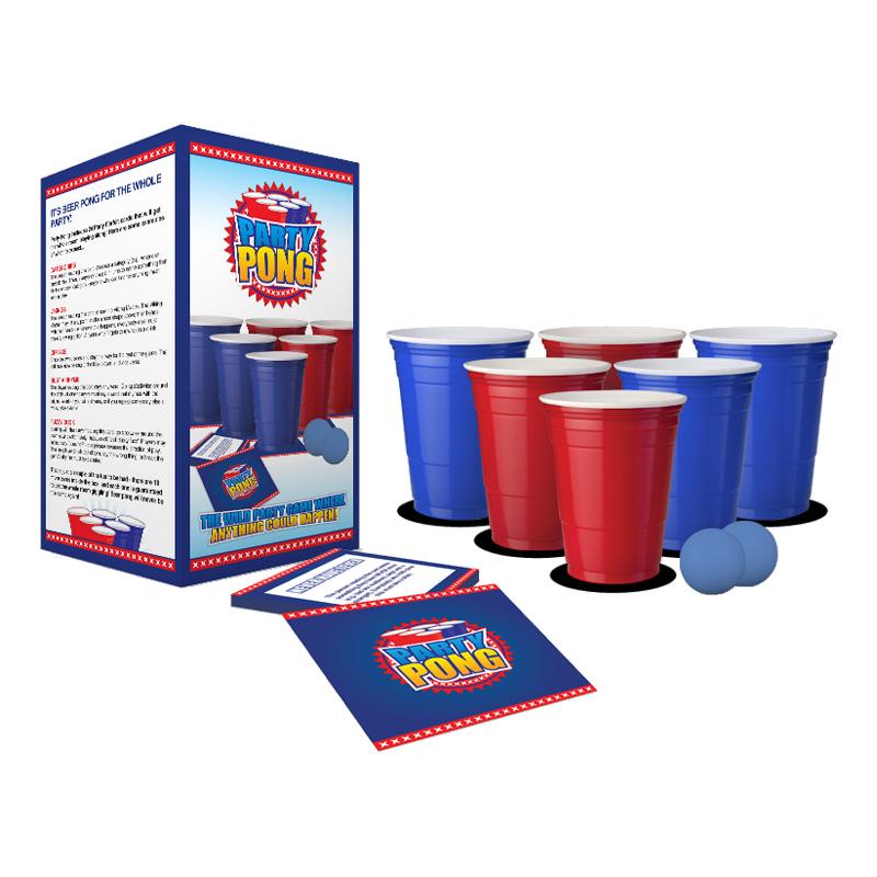 Party Pong Ölpingis