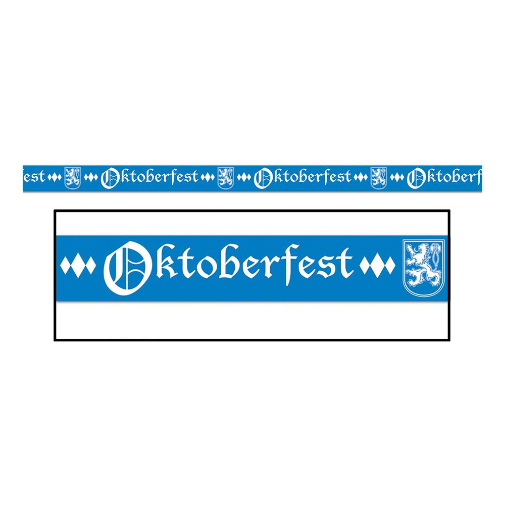 Partytejp Oktoberfest