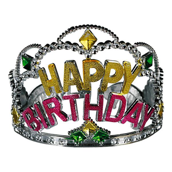 Partytiara Happy Birthday - One size